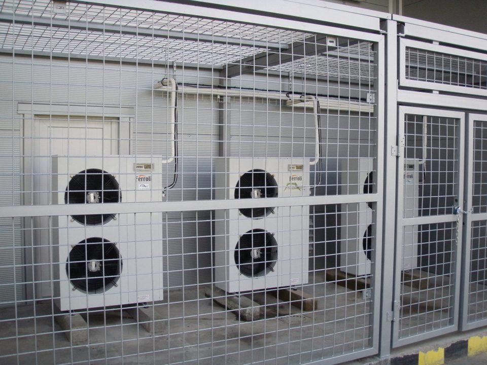 Agregáty pro řízené kvašení, vytápění a klimatizování