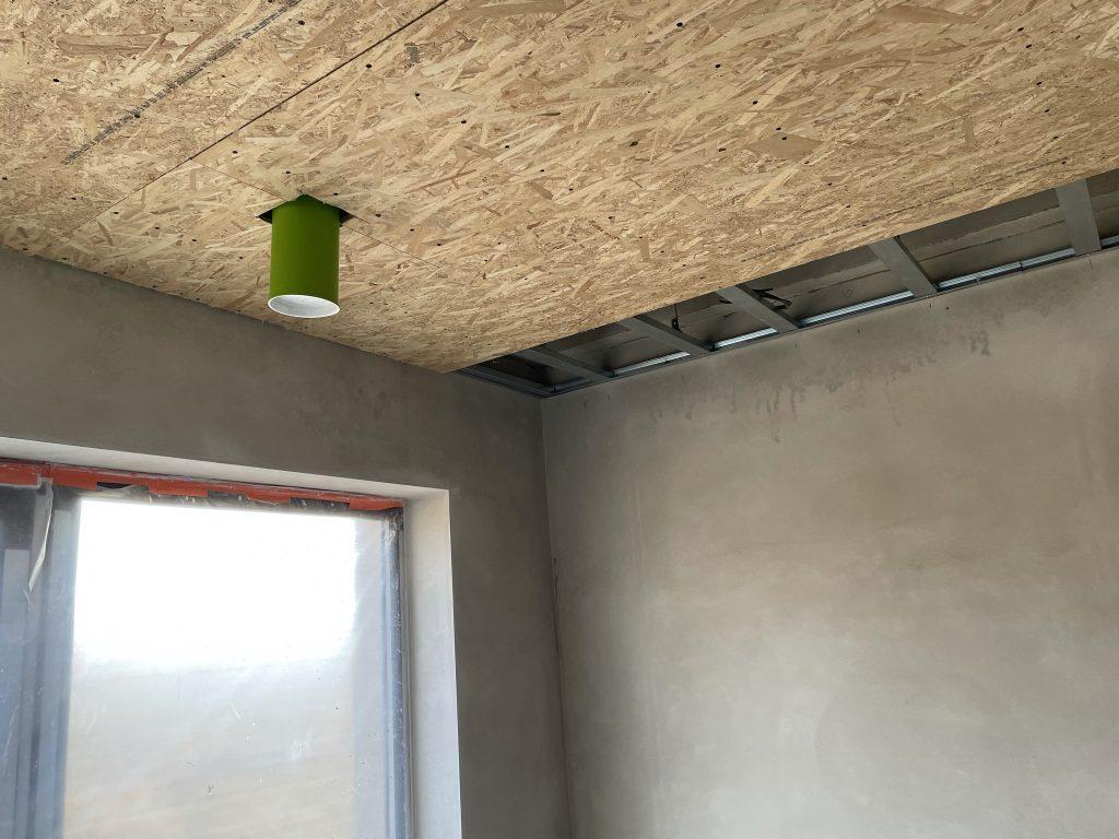Vytápění a klimatizace v novostavbě RD Valtice Pod Lipovou