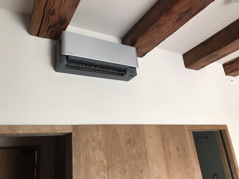 Hotel Lotrinský - bez klimatizace to nešlo